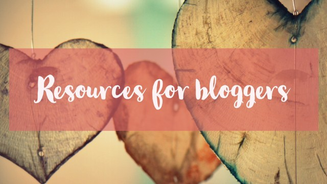 Resources for bloggers: free stuff to help you get better at blogging! Check it out at gloriousmomblog.com.