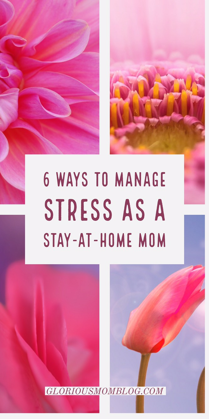 ways to manage stress pdf