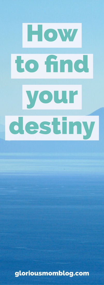 How to find what your calling is: do you ever ask yourself, what's my purpose in life? This post will help you find the answer to that question. Read it at gloriousmomblog.com.