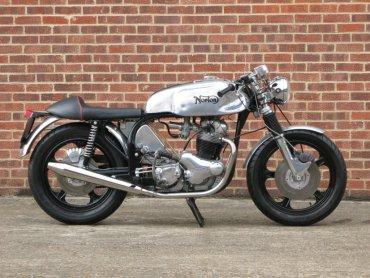 A Norton Bike