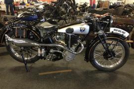 motorcycle nsu osl 501