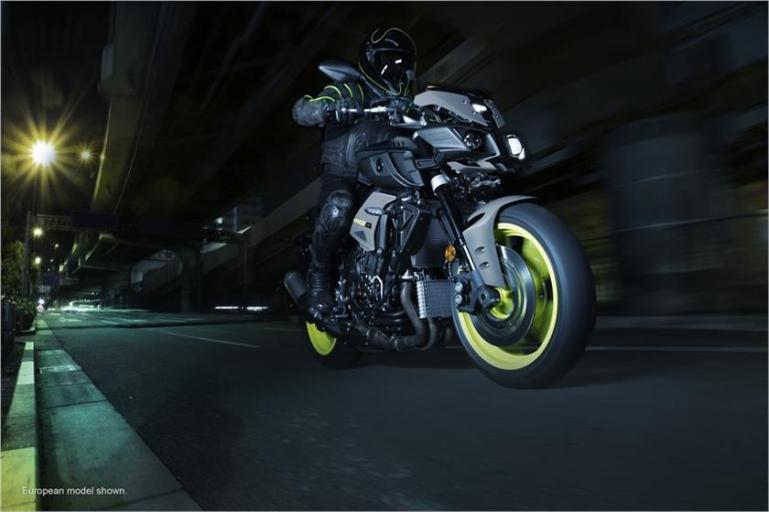 The Dark Side Of Japan Yamaha MT 07