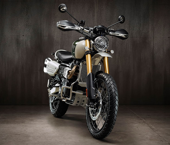 The New Scrambler 1200 By Triumph Motorcycles Glorious Motorcycles