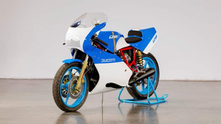 1981 Ducati TT2 GPM By Mecum - GLORIOUS MOTORCYCLES
