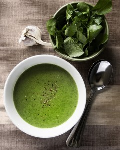 How To Make Watercress Soup