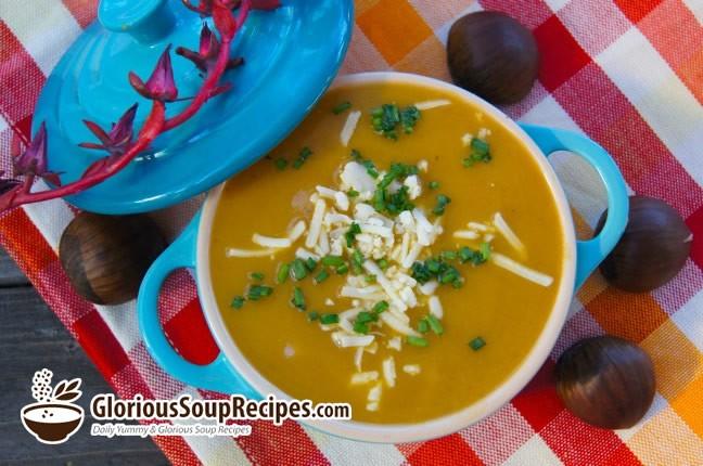 Potato Soup IX Recipe
