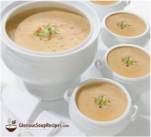 Classic She Crab Soup Recipe