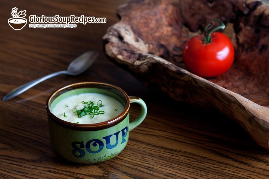 Cream of Potato Soup Recipe