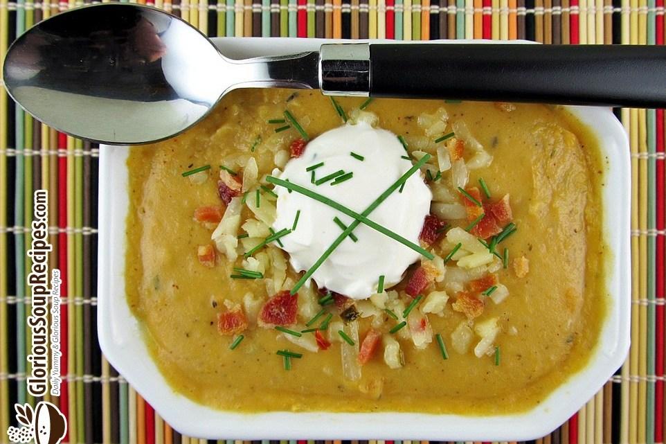 Danish Potato Soup Recipe