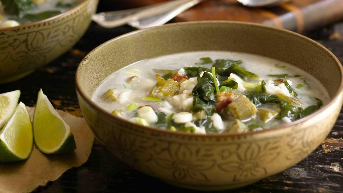How To Make Vegan Callaloo Soup