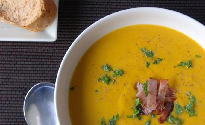 Marian's Pumpkin Soup Recipe