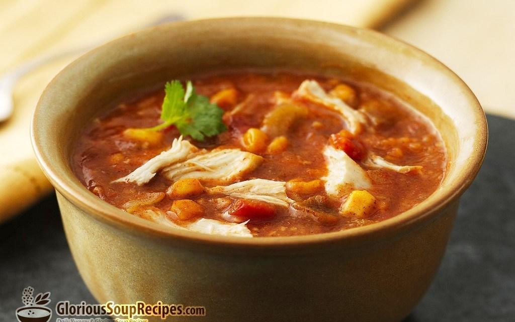 Recipe For Chicken Chilli Soup