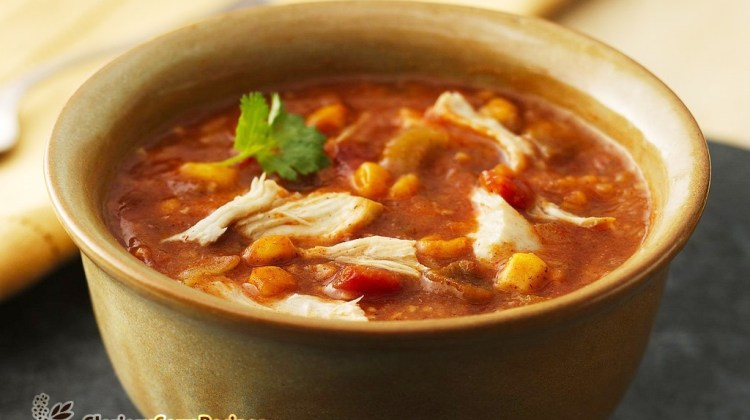 Recipe For Chicken Chilli Soup