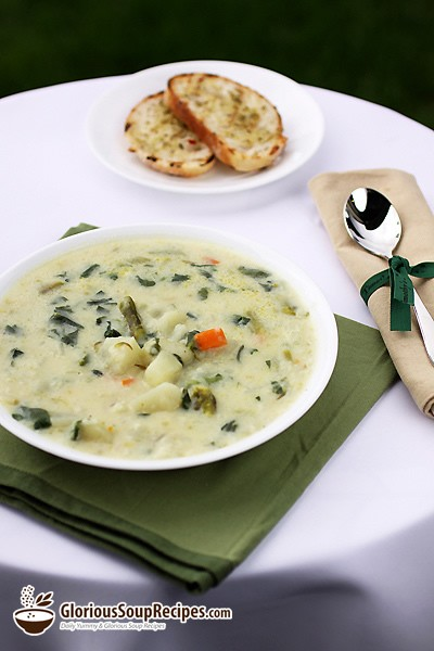French Spring Soup Recipe