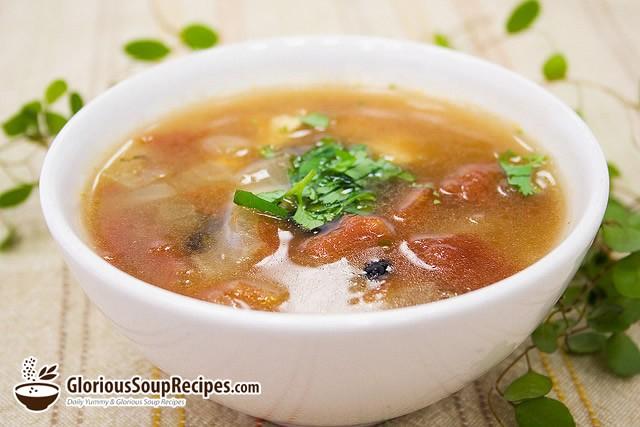 How To Make Easy Chicken Fajita Soup