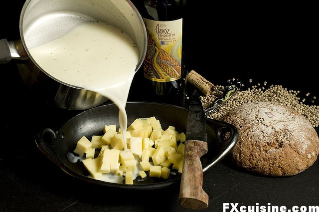 Recipe For Swiss Cheese Soup