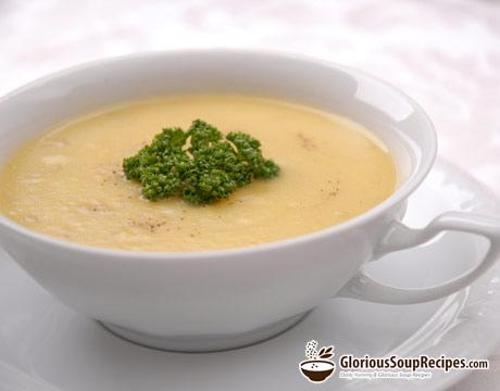 Rich Viennese Potato Soup Recipe