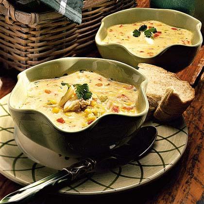 Chinese Creamy Corn Soup recipe