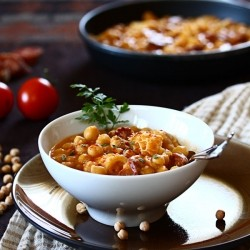 Ham and Chickpea Soup recipe
