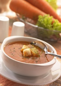 Recipe For Carrot Soup Indienne II