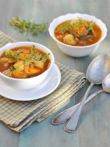 Recipe For Herbed Vegetable Soup