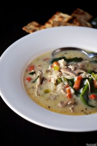 Wild Rice And Chicken Soup recipe