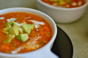 How To Make Florentine Tomato Soup