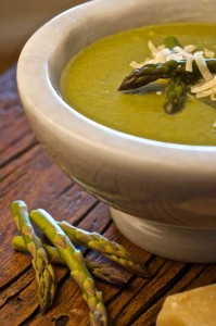 Recipe For Asparagus Cheese Soup