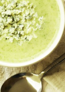 How To Make Cream of Broccoli Cheese Soup I