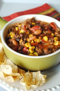 How To Make Taco Soup VI