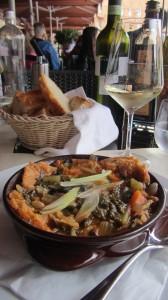Recipe For Italian Ribollita (Vegetable and Bread Soup)