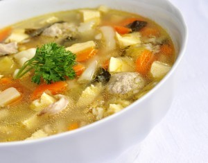 Recipe For Santa Fe Chicken Soup