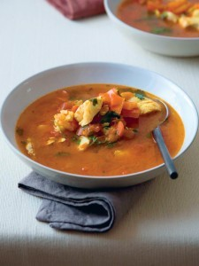 Recipe For Mediterranean Fish Soup