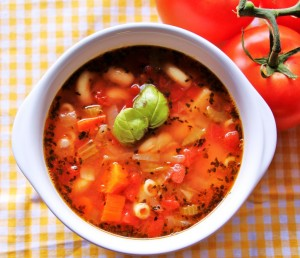 Recipe For Potluck Pasta Soup