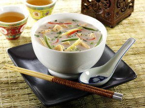 Spicy Thai Vegetable Soup
