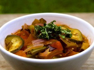 How To Make Ratatouille Soup