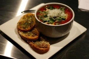 How To Make Tomato Gorgonzola Soup