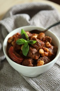 Bean and Meat Soup