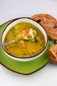 Recipe For Scrumptious Spring Soup
