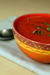 Red Pepper Potato Soup Recipe