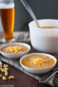 Beer Cheese Soup VI Recipe