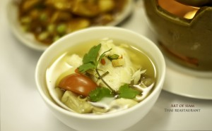 Recipe For Chicken, Tom Yum and Karengo Soup