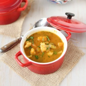 How To Make Butternut Vegetable Soup
