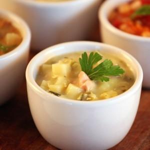 How To Make Chunky Potato Soup