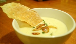 Garlic Soup Recipe