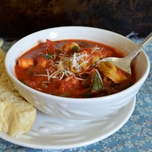 How To Make Hearty Pasta Tomato Soup