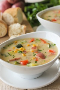 Recipe For Cajun Potato Soup