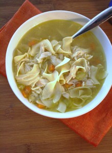 How To Make Chicken Noodle Soup II