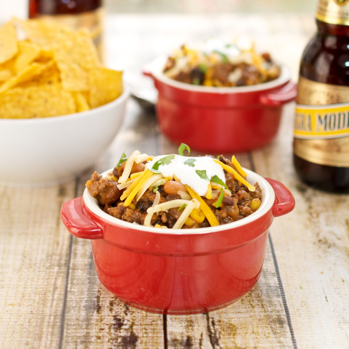 How To Make Simple Taco Soup : Glorious Soup Recipes