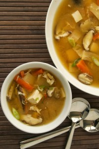 How To Make Vegan Hot and Sour Soup